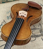 smooth body 5 string violin