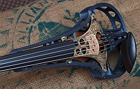 5 string violin bridge