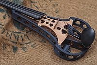 violorama sycorax electric five string violin