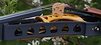 violorama sycorax electric five string violin bassbar